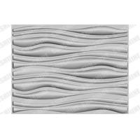 Wholesale Sound Absorption Office Indoor 3D Decorative Wall Panels With Ripples Patterns from china suppliers