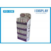 Quality Innovative Corrugated Retail Display Boxes Cardboard For Chocolate for sale