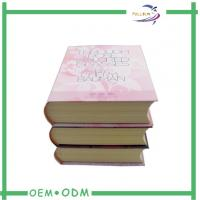 Wholesale Book Shaped Magnetic Closure Gift Box Customized Printing Foil Stamp Logo from china suppliers