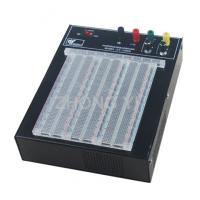 Wholesale Transparent 2390 Points Powered Breadboard ABS Solderless Breadboard Power from china suppliers