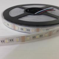 Wholesale DC12V / 24V SMD5050 RGBW Led Strips 19.2W/Meter For Outdoor from china suppliers