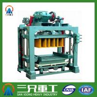 Wholesale Easy Operation Automatic Cement Brick Making Machine from china suppliers