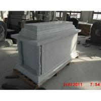 Wholesale White marble mausoleum from china suppliers