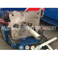 Wholesale Round Downpipe / Downspout Roll Forming Machine 0.4 - 0.6 mm Sheet Thickness from china suppliers