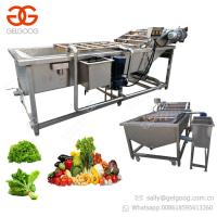 China Industrial Air Bubble Cleaning Machine Carrot Apple Date Fruit And Vegetable Washing Machine on sale