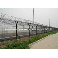 Quality High Security Invisible Razor Blade Wire Fencing For Perimeter Decoration for sale