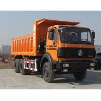 Wholesale hot sale good price North Benz 6*4 LHD/RHD  dump truck, Factory direct sale price North Benz dump tipper truck from china suppliers