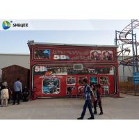 Wholesale Amazing 7 D Movie Theater For Cabin With Poster SGS GMC Easy Installation from china suppliers