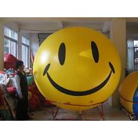 Wholesale Customized design smiley advertising inflatable helium balloon from china suppliers