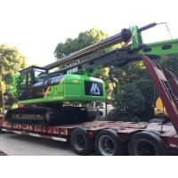 Buy cheap KR150C Hydraulic Piling Rig For 52m Max Drilling Depth ,1500mm max diameter  Bored Pile Driving Machine from wholesalers