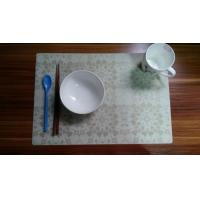 Wholesale Promotional Soft Silicone Place Mat , Washable PlaceMat For Restaurant from china suppliers