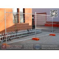 Wholesale 2100mm high Tempoary Fence | Australia AS4687-2007 | China Metal Fence Factory from china suppliers