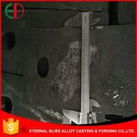 Wholesale High Cr Casting Wear Plate HRC58 50mm Thick EB10031 from china suppliers
