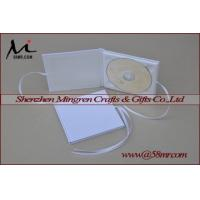 Wholesale Single Cotton Fabric Linen DVD CD Case , CD DVD Holder , CD DVD Cover , CD DVD Album , CD DVD Folio from china suppliers