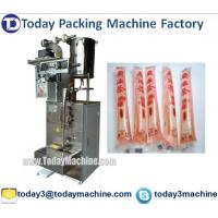 Wholesale fruit ice lolly filling machine fully automatic from china suppliers