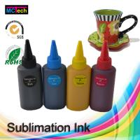 Wholesale 1L 500ML 100ML 70ML magic mug dye Sublimation ink for epson L800 with vivid color from china suppliers