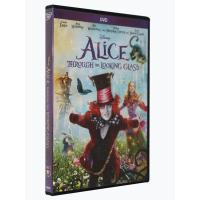 Wholesale Wholesale Supply New Release Cartoon Disney Dvd Movie : Alice Through the Looking Glass DHL Free Shipping from china suppliers