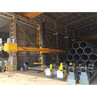 Wholesale 4050 Moving And Revolve Welding Column And Boom 200kg Top Loading from china suppliers