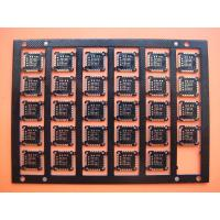 Wholesale 0.35mm Thickness 4 Layers FR4 Multilayer PCB Board with Half Hole Plate for Camera from china suppliers