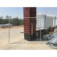 Wholesale Brisbane Temporary Fence panels for sale 2100mm x 2400mm from china suppliers