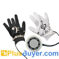 Wholesale Electronic Piano Gloves with Musical Fingertips - 8 Instrument Tones from china suppliers