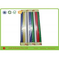 Wholesale Fashionable Christmas Gift Wrapping Paper 4cm Diameter 70cm X 300cm Gravure Printing from china suppliers
