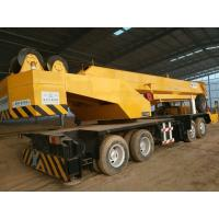 Buy cheap 55 ton tadano GT550E-3 truck crane year 2012 left side cab Nissan desiel from wholesalers
