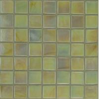 Wholesale Paper Film 4mm Glass Mosaic Tiles Rainbow For Exterior Wall , 295x295 from china suppliers