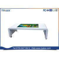 Wholesale 49/55 Inch IPS LCD Panel 1080P Smart Touch Table double operation system from china suppliers