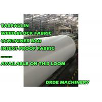 Wholesale Plastic Tarpaulin Sheet Loom Making Machine 190 - 400cm Width High Speed from china suppliers