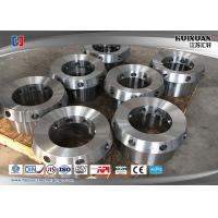 Wholesale Carbon steel 1040 , 45# hold-down nut , 1040 nut Open Die Forgings EF+LF+VD from china suppliers