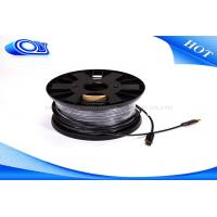 Wholesale Customized Extra Long 2.0 HDMI Fiber Optic Cable With Low Power Consumption from china suppliers
