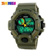 Wholesale Waterproof Analog Digital Wrist Watch from china suppliers