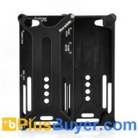Wholesale Metal Stealth Design Case for iPhone 5 - Black from china suppliers