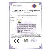 DUKE Technology Group Limited Certifications