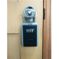 Wholesale Portable Key Security Outdoor Key Safe Box Hold 10 Keys Large Capacity from china suppliers