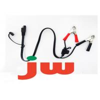 Wholesale Chrome Aluminum Battery Charger Wire Harness For Auto Motorcycle Parts from china suppliers
