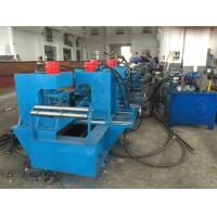 Wholesale Single Chain Transmission 7.5Kw Door Frame Roll Forming Machine 380V 50HZ from china suppliers