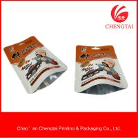 Wholesale Sachet packaging use and  metallic material three side seal bag from china suppliers