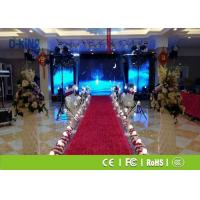 Wholesale P6 Outdoor LED Screen With Constant Driving , Video Wall Led Display For Public Square from china suppliers