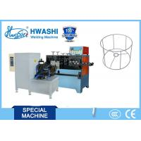 Buy cheap High Speed Automatic Butt Welding Equipment for Wire Ring Making , Steel Ring Making Butt Welder from wholesalers