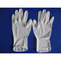Wholesale 100% latex; Powder free and non-sterile Disposable Latex Glove from china suppliers