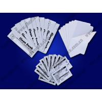 Wholesale Re-transfer printer Cleaning Kit with large adhesive cleaning Card from china suppliers
