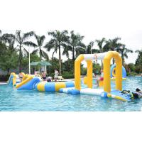 Wholesale Durable Inflatable Water Sports / Water Park Games For Pool  With TUV Certification from china suppliers