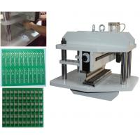 Wholesale Metal V Cut PCB Depaneling Machine Pneumatic Driven Solid Iron Structure from china suppliers