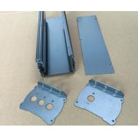 Wholesale Sand Acid Oxidation Aluminium Enclosures Aluminum Heat Sink 48*148*130 mm from china suppliers