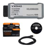 Buy cheap VXDIAG VCX NANO for VW Audi VCX NANO 5054A ODIS V2.02 UDS from wholesalers