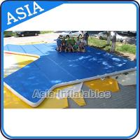 Wholesale Cheerleading Club And Gymnasium Inflatable Air Tumbling Track Used For Training from china suppliers