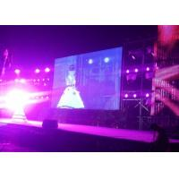 Wholesale IP65 Rain Proof Stage LED Screens With 6500 Nits / SQM Brightness from china suppliers