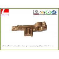 Wholesale Precision Brass Metal Forging Process CNC Machined Parts For Crane from china suppliers